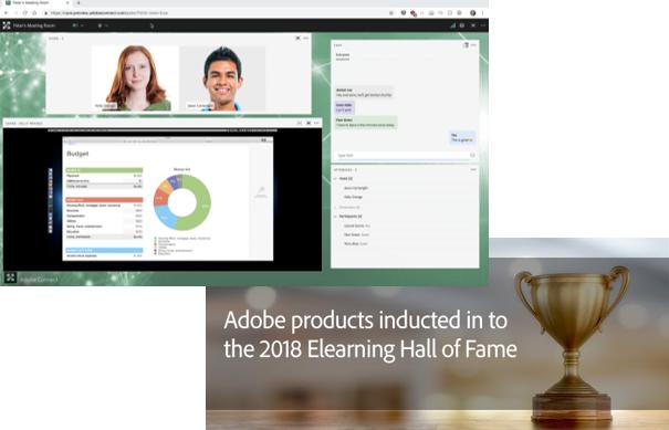AdobeConnect画面イメージ